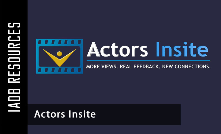 Each month, top industry professionals are at Actors Insite to watch your reel and...