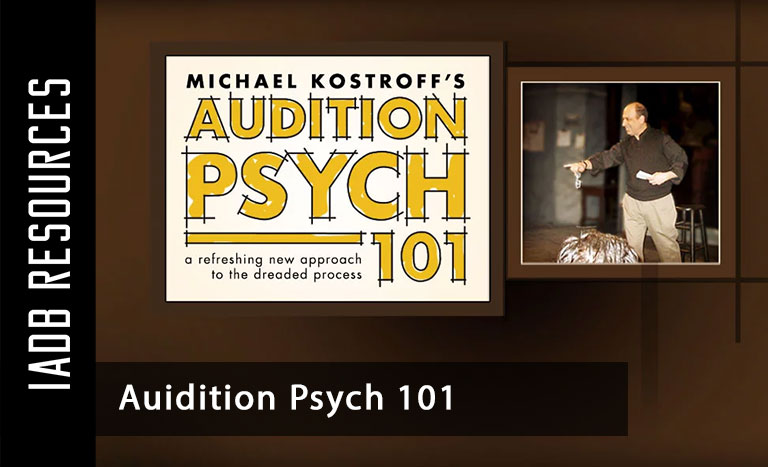 Workshops in New York - Audition Psych 101