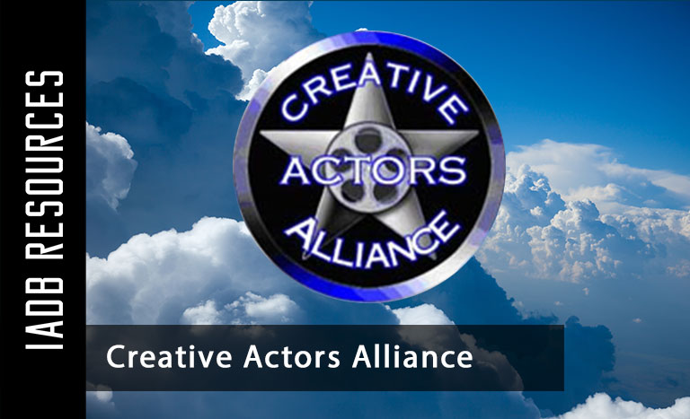 The Creative Actors Alliance Mission StatementThe Creative Actors Alliance is a dynamic...