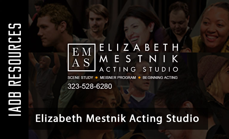 Acting Classes in Los Angeles - Elizabeth Mestnik Acting Studio