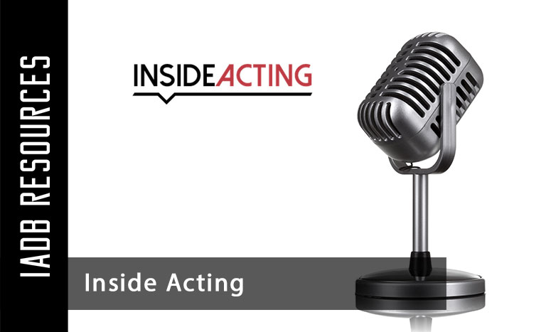 Acting Podcasts in Online - Inside Acting