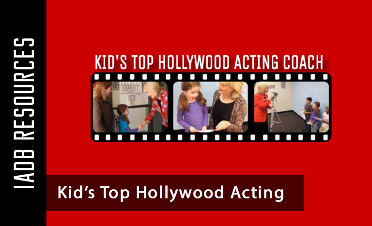 Junior Actors in Los Angeles - Kid's Top Hollywood Acting Coach