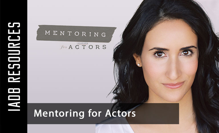 Acting Classes in Online - Mentoring For Actors
