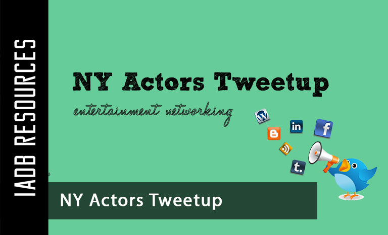 Networking & Exhibitions in New York - NY Actors Tweetup