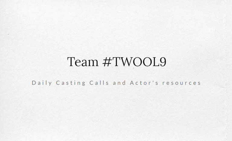 Acting Coaches in Online - Team TWOOL9