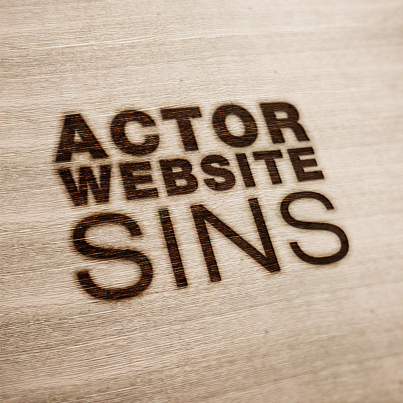 No Website is Without a Sin