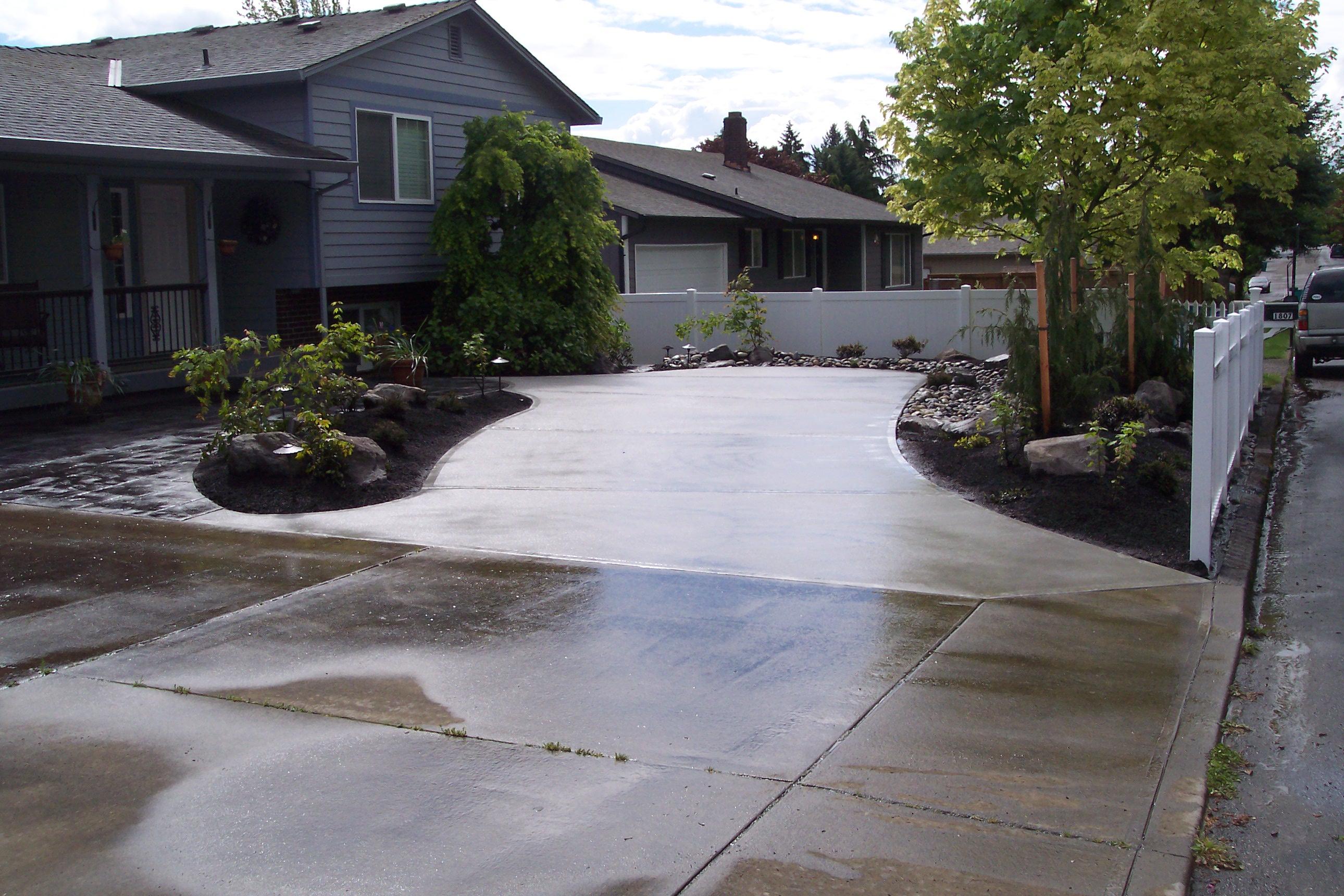 driveway image