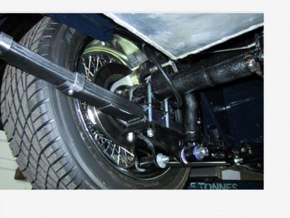 RS2 Rear Suspension Kit Semi Elliptic to 1275cc