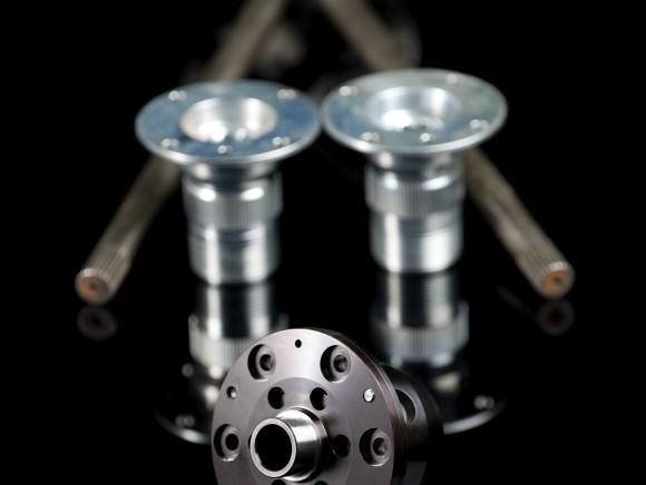 MGB Uprated EN24T half shafts
