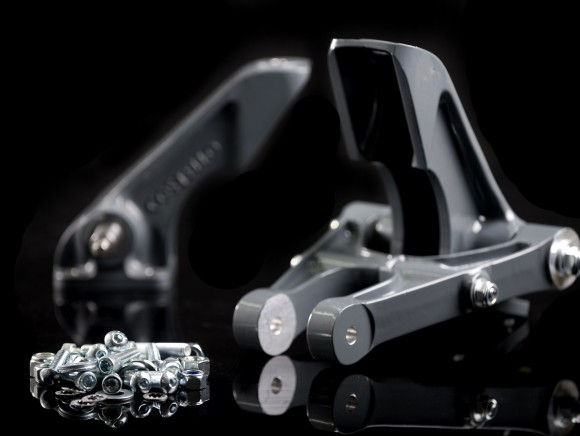 Front suspension kit