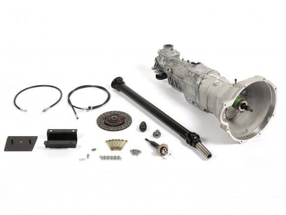 All new MGB 5 speed transmission