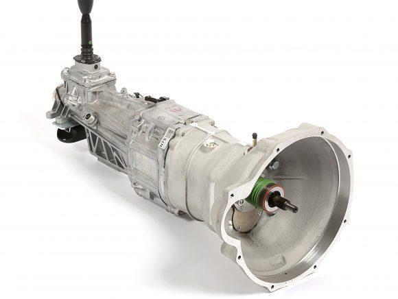 All new MGB V8 5 speed transmission