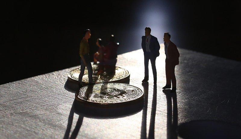 Bitcoin laundering study
