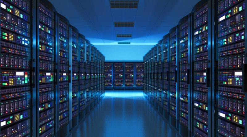 Bitcoin Mining Data Center