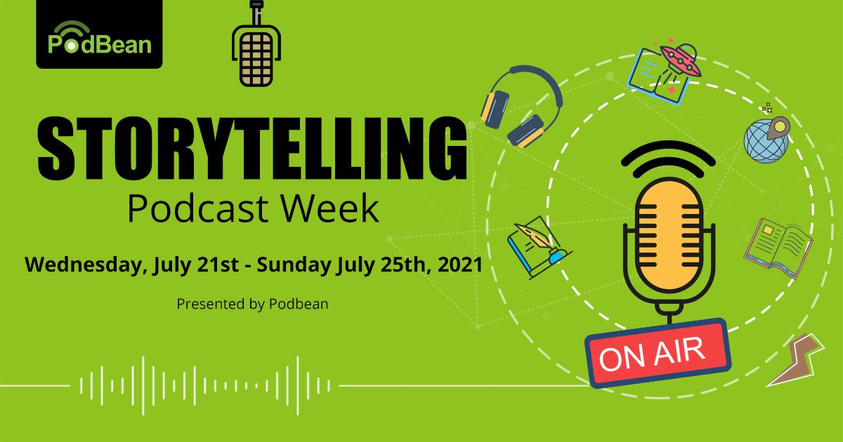 Storytelling Podcast Week