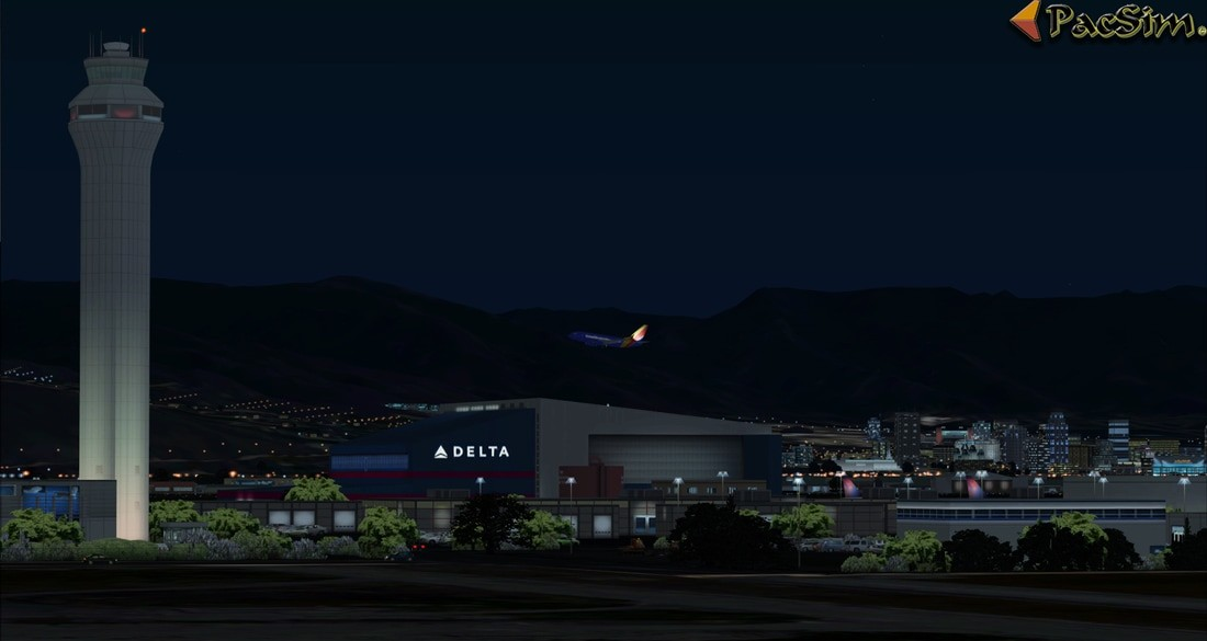 PacSim Salt Lake City International Airport Released – FSElite