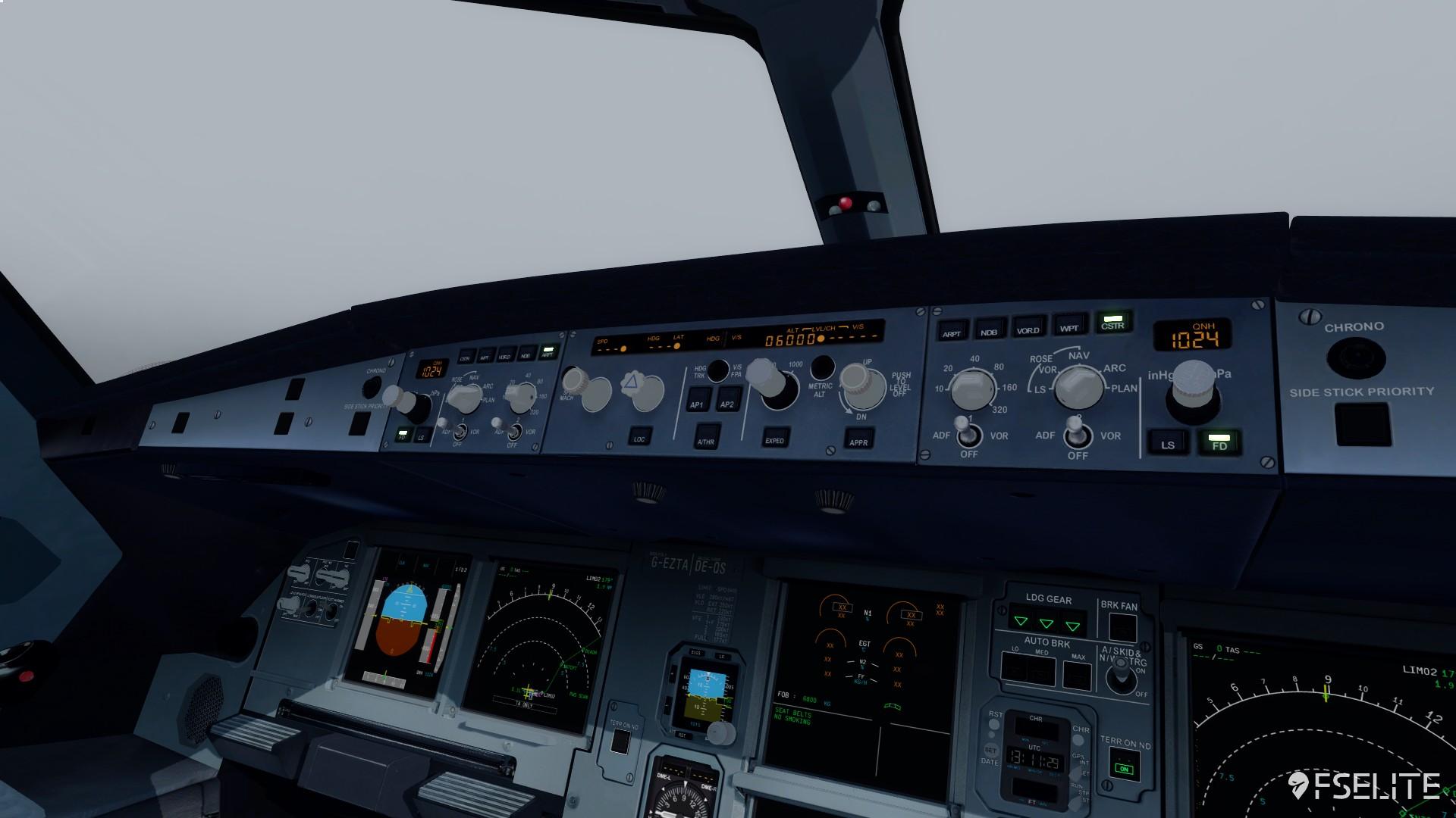 FSElite Exclusive: FSLabs A320-X First Impressions – Part 1 – FSElite