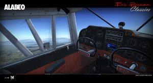 PA20 Cockpit Left side