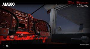 PA20 Cockpit lighting