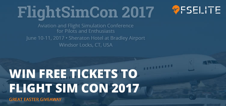 GREAT Easter Giveaway FLIGHTSIMCON