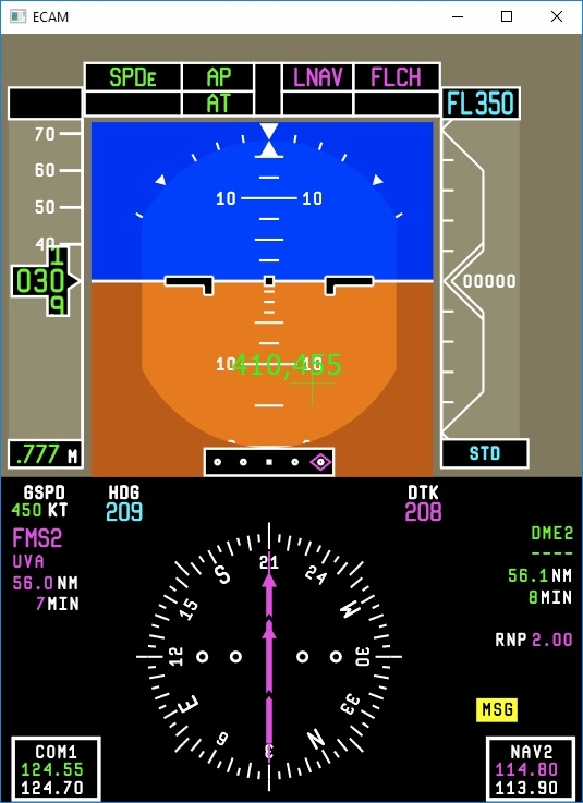Updated – TFDi Developer Working on Embraer as Side Project
