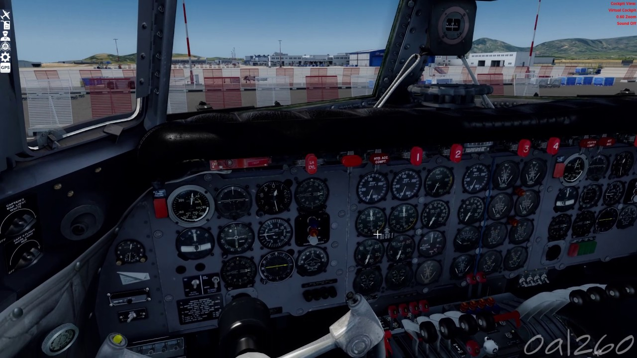 PMDG DC6 Beta Features And Cockpit Tour