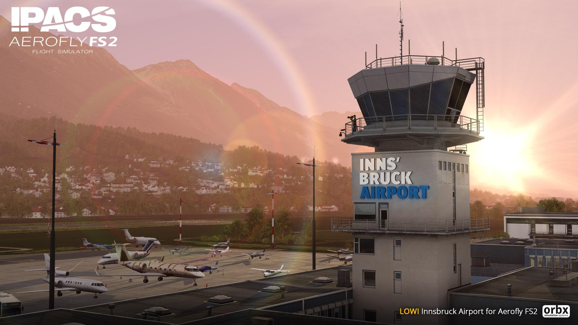 Innsbruck Aerofly Fs2 Orbx 6