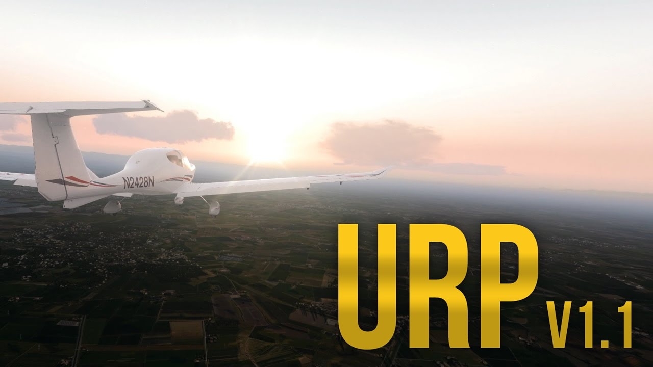 URP V1.1 Official Promo