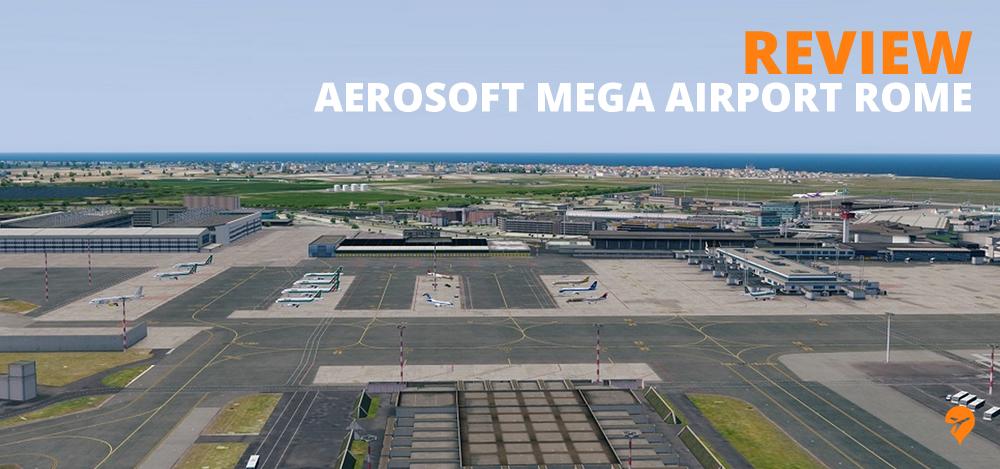 Risultati immagini per Aerosoft - Mega Airport Rome 1.3