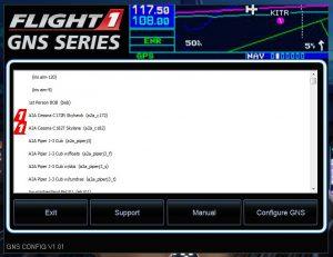 Flight 1 GNS530 App1