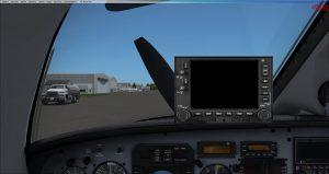 Flight 1 GNS530 popup