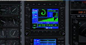 Flight 1 GNS530 Status