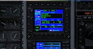 Flight 1 GNS530 Facility info
