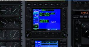 Flight 1 GNS530 USR