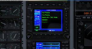 Flight 1 GNS530 AUX