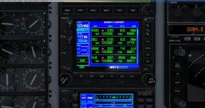Flight 1 GNS530 Nearest