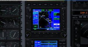 Flight 1 GNS530 IAP load