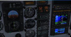 Flight 1 GNS530 LPV