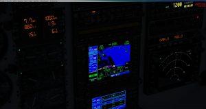 Flight 1 GNS530 Lights off