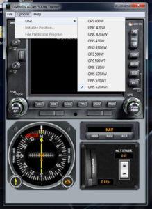 Flight 1 GNS530 TR2