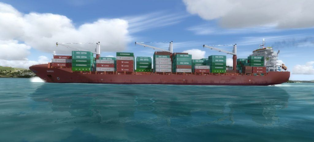 Global AI Ship Traffic Major Update – FSElite