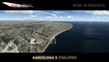 AEROSOFT BARCELONA X EVOLUTION 5