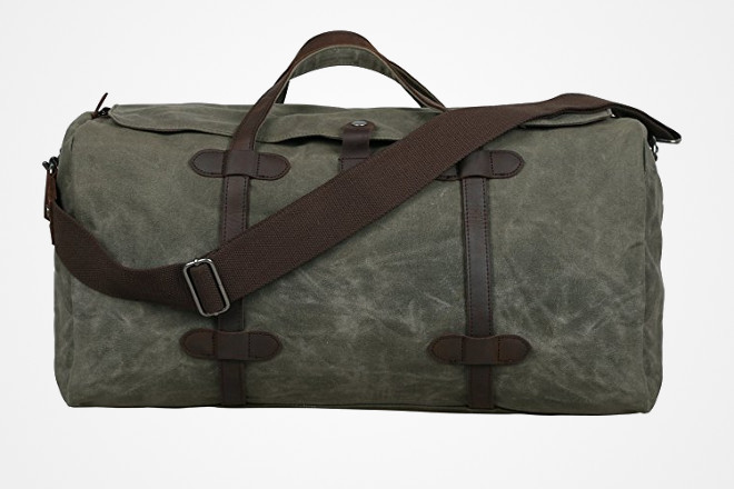 320c3bac27 Weekender Canvas Duffle Bags for Every Man - 2017 - Fit Stop Garage