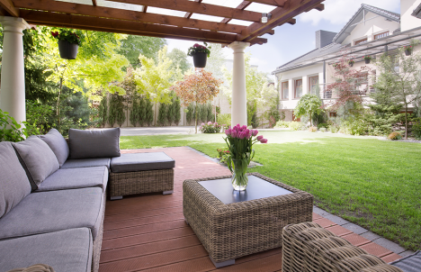 The Perfect Backyard Makeover