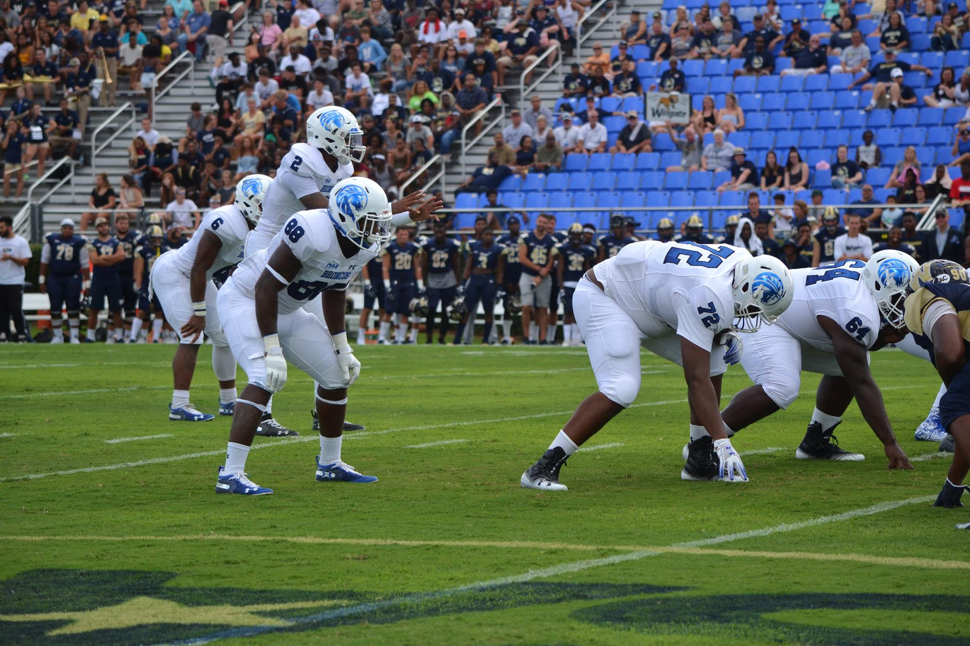 MEAC/SWAC SPORTS MAIN STREET™: Fayetteville State Cancels ...North Carolina Football Game Cancelled