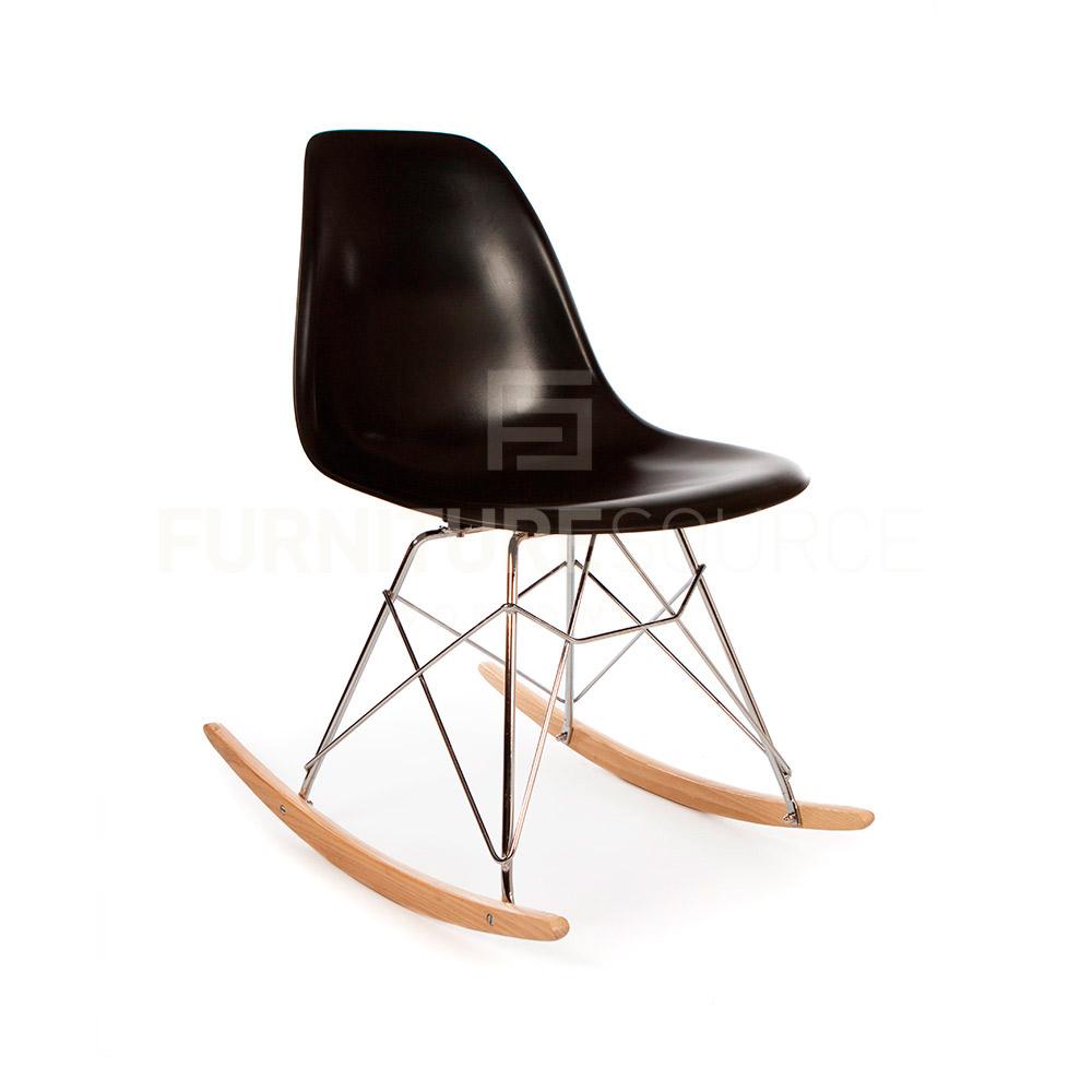 Eames Style MidCentury Modern Eiffel Base Plastic Molded
