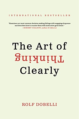 book the art of thinking clearly