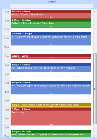 7 Reasons Not To Use Your Calendar As a Task Manager