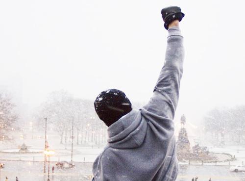 Rocky motivation