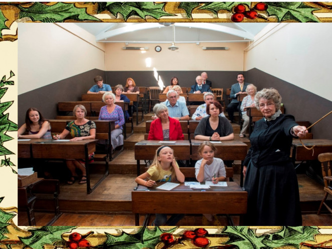 Christmas Victorian Lesson Event tickets - British Schools Museum
